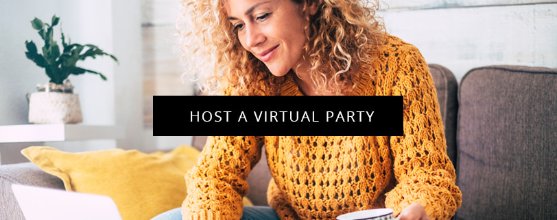 Host a Virtual Pure Romance Party